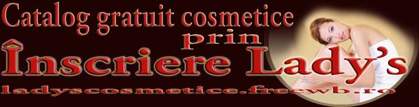 Inregistrare Ladys Cosmetice